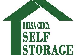 Bolsa Chica Self Storage Logo